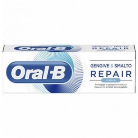 ORAL-B - Gengive & Smalto Repair - dentifricio classico 85 ml