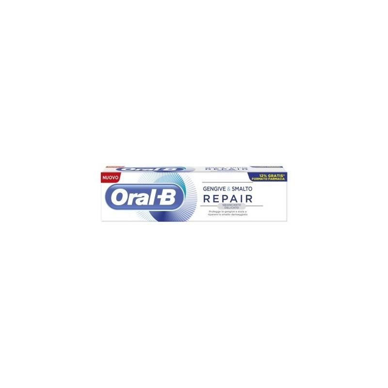 ORAL-B - Repair - Dentifricio sbiancante delicato 85 ml