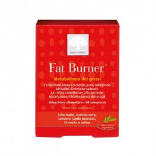 Fat Burner 60 Compresse - integratore per il controllo del peso