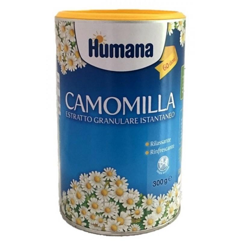 HUMANA - Camomilla granulare solubile 300 g