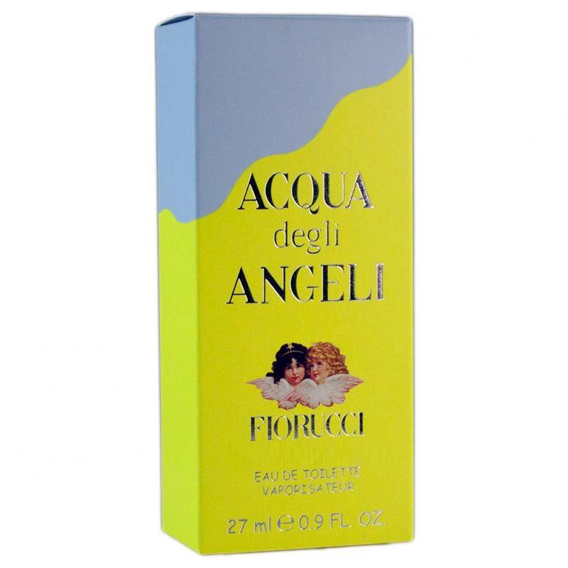 FIORUCCI - Acqua degli angeli - eau de toilette donna 27 ml vapo