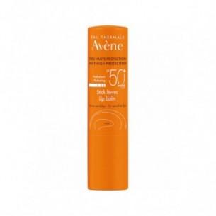Eau Thermale stick labbra SPF50+ Protezione solare molto alta 3g