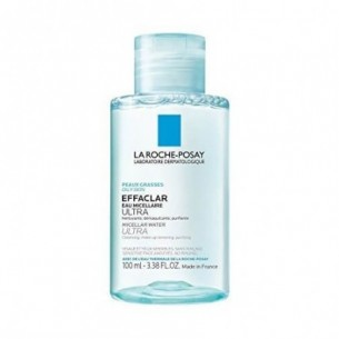 Effaclar - Acqua Micellare per pelle grassa 100 ml