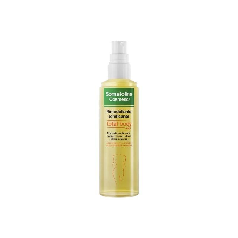 Somatoline - Cosmetic - Rimodellante tonificante Total Body Olio 125 ml