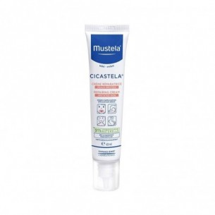 Cicastela - Crema Riparatrice per bambini e neonati 40 ml