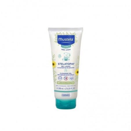 MUSTELA - Stelatopia - Gel Detergente per pelle a tendenza atopica 200 ml
