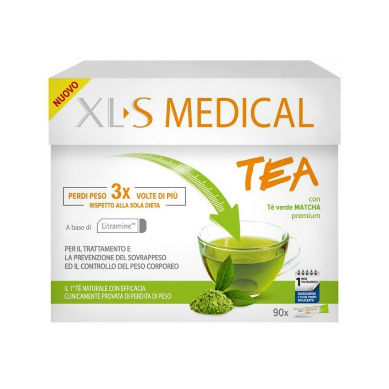 XL-S - Medical Tea 90 Stick - Tè naturale per la perdita di peso