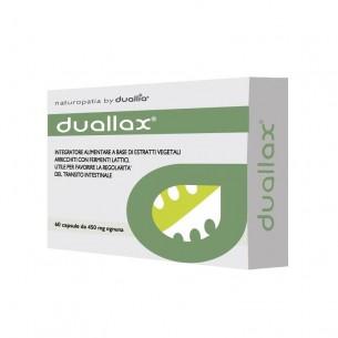 Duallax 60 capsule - integratore per il transito intestinale