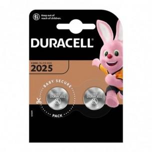 2025 - 2 batterie a bottone al litio da 3v