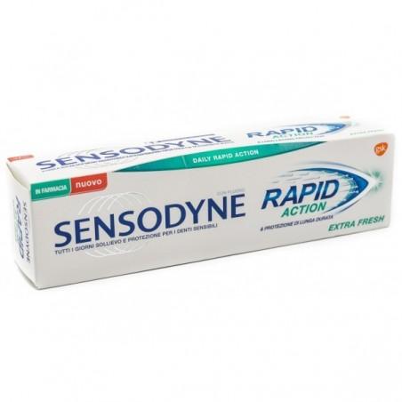 SENSODYNE - Rapid Action - Dentifricio per denti sensibili 75 ml