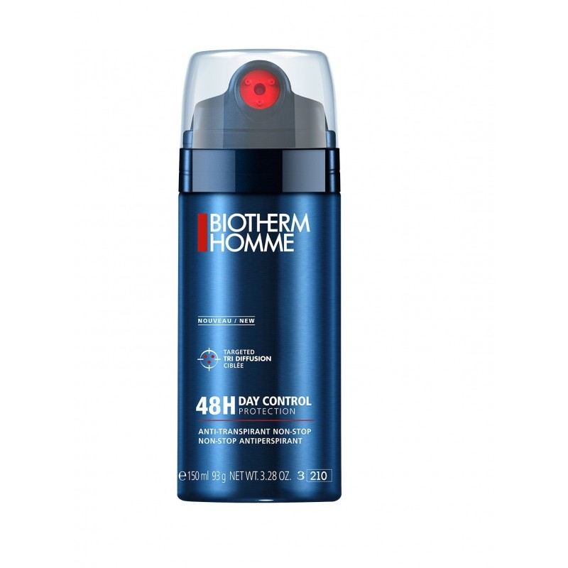 Homme deodorante spray 48h day control 150 ml
