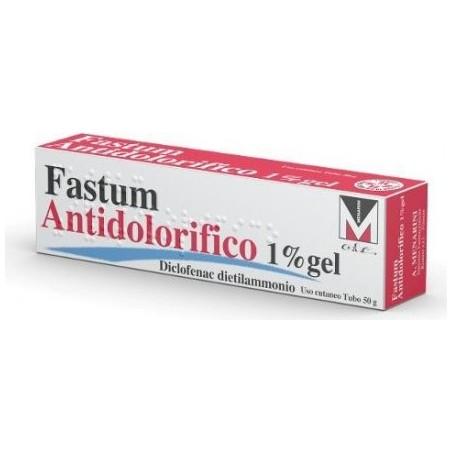 MENARINI - Fastum 1% Gel 50 g - antidolorifico