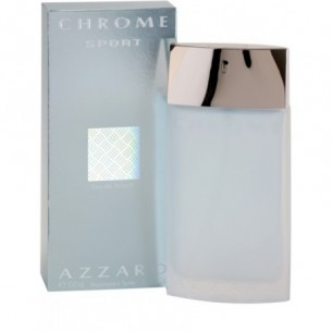 Chrome Sport - eau de toilette uomo 100 ml vapo