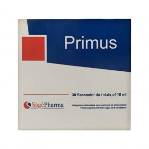 Primus 30 Flaconcini da 10 ml - Integratore per la stanchezza e l'affaticamento