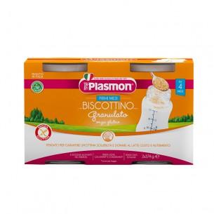 Primi mesi - Biscottino granulato senza glutine 2 barattoli da 374 g