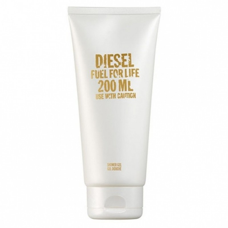 DIESEL - Fuel for life - Bagnoschiuma 200 ml
