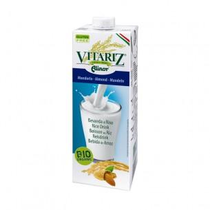 Alinor Vitariz Mandorla - Bevanda di riso bio senza glutine 1 l