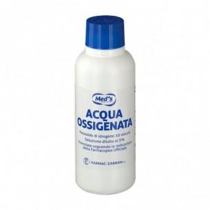Acqua Ossigenata 10 volumi - Disinfettante per piccole ferite 250 ml