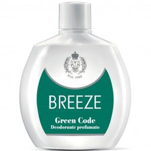 Green code - deodorante squeeze 100 ml