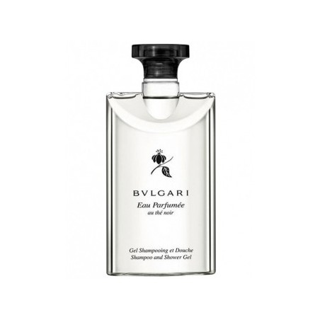 Bulgari - eau parfumée au thé noir shower gel - shampoo e gel doccia 200 ml
