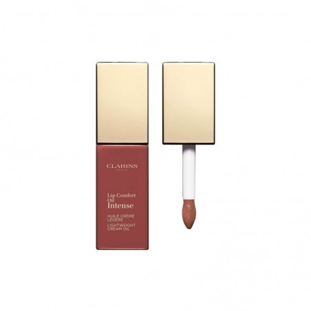 CLARINS - Lip Comfort Oil Intense - Olio labbra n. 01 intense nude