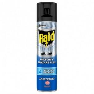 mosche & zanzare aqua-base technology - Spray insetticida 400 ml