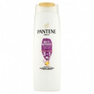 Multi nutriente 3in1 - shampo ristrutturante per capelli 225 ml