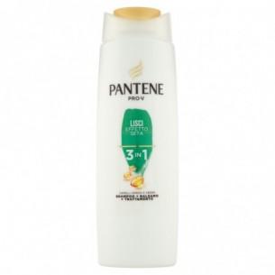 Lisci come seta 3in1 - shampoo per capelli crespi 225 ml