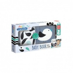 Black & White Baby Book