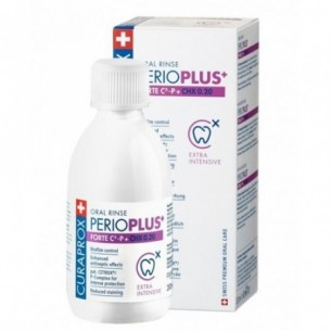 Perio Plus Forte - Collutorio antiplacca 200 ml
