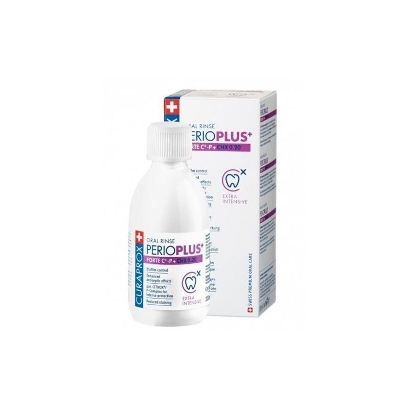 CURAPROX - Perio Plus Forte - Collutorio antiplacca 200 ml