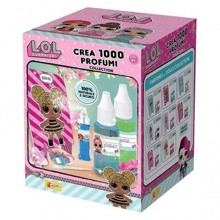 LISCIANI - Lol Surprise - Crea 1000 Profumi Collection modelli assortiti