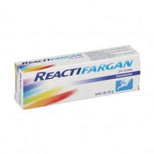 Reactifargan 2% - Crema Lenitiva per Rossori E Punture D'insetto 20 G