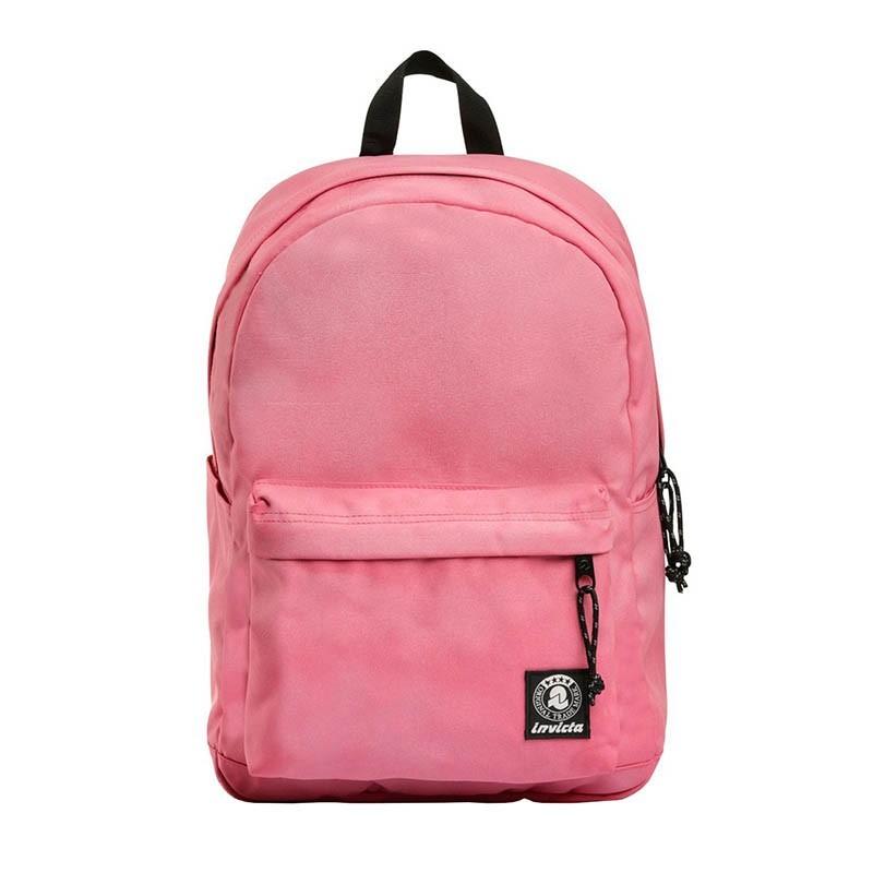 INVICTA - Carlson Washed - Zaino scuola colore Clared rosa