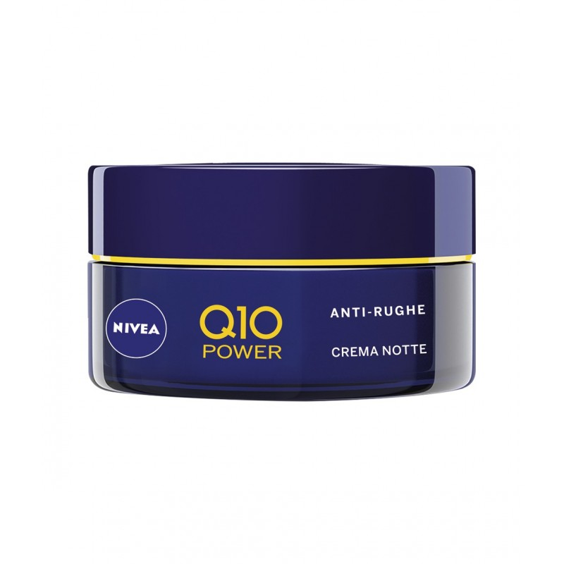NIVEA - Q10 Power - Crema notte anti-rughe 50 ml