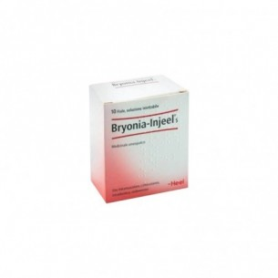 bryonia injeel s-Heel Medicinale omeopatico 10 fiale