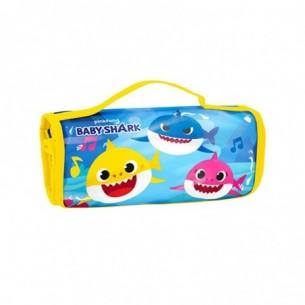 Pinkfong Baby shark - Rotolo Astuccio con accessori
