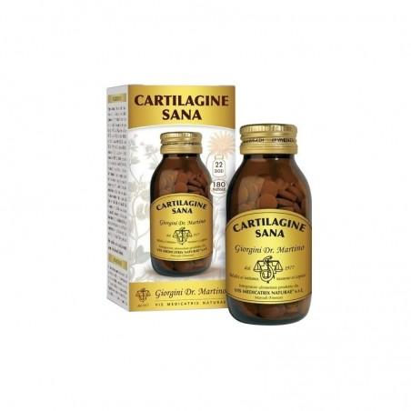 DR. GIORGINI - Cartilagine Sana 180 Pastiglie - Integratore per la funzionalità delle articolazioni