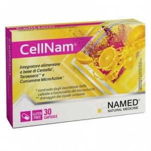 Cellnam 30 Capsule - Integratore anticellulite