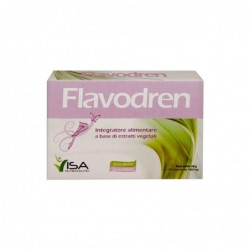 Flavodren 30 capsule - Integratore per la circolazione venosa