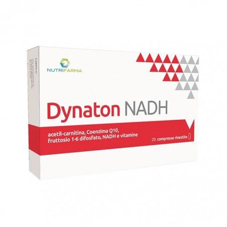 NUTRIFARMA - Dynaton Nadh 20 Compresse - integratore per l'energia