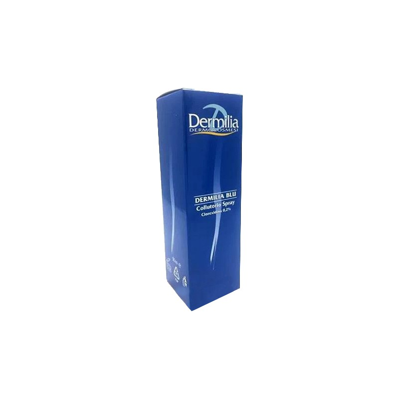 MEDIFARMA - Dermilia-Blu - Collutorio Spray 50 ml