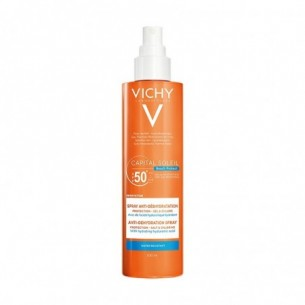 Capital Soleil SPF50+ - Spray Antidisidratazopme 200 ml