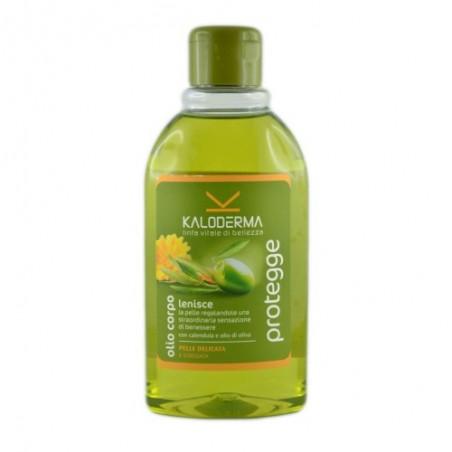 KALODERMA - protegge olio corpo con calendula e olio di oliva 300 ml