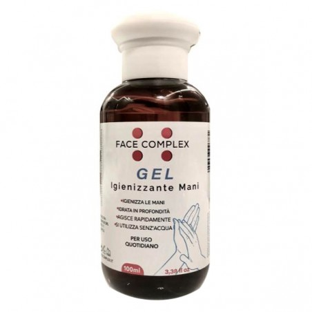 FACE COMPLEX - Gel Igienizzante mani 100 ml