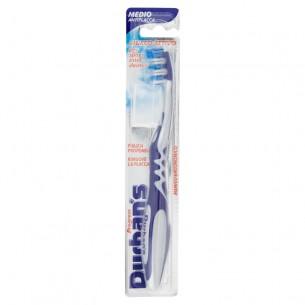 Medio antiplacca - Spazzolino da denti ergonomico in colori assortiti