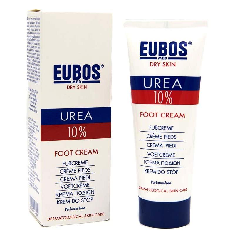 MORGAN - Eubos dry skin urea 10% - Crema Piedi 100 ml
