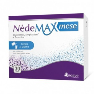 Nedemax Mese 30 Bustine - Integratore per il microcircolo