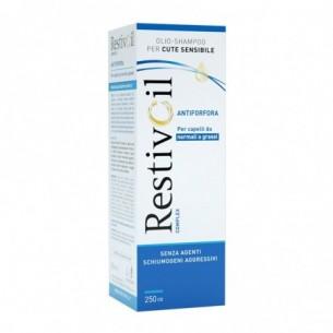 Complex - Olio shampoo antiforfora per capelli da normali a grassi 250 Ml