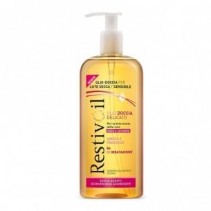Olio Doccia Delicato per la detersione della cute secca e sensibile 400 ml